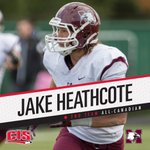He led the Marauders with 36.5 tackles in 2015, and now, LB Jake Heathcote is a #CIS Second Team All-Canadian. https://t.co/Yc5W4eUvQZ