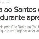 @SantosFC - Nos solidarizamos a este poeta, porém de um Futebol inexistente #TamoJuntoNaFinal @ademirquintino@RG0297 https://t.co/PQLGKCiBxG