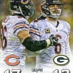 Bears knock division rivals Packers out of first place. https://t.co/Sci4uRZbar