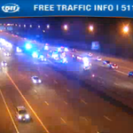 Newport News shooting led to police chase and fiery crash causing I-64 backups tonight https://t.co/IHgAxo7Cvj https://t.co/jNe4qmWH5g