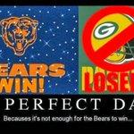 @BearsViews At @LambeauField, as good as it gets.  #Bears #Packers #GBvsCHI #DaBears #happythanksgiving https://t.co/PxkjkyKDol