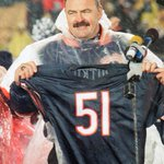 "Somewhere, Dick Butkus and Gale Sayers are thinking ""Now were even."" #CHIvsGB https://t.co/y1sTFNT09f"