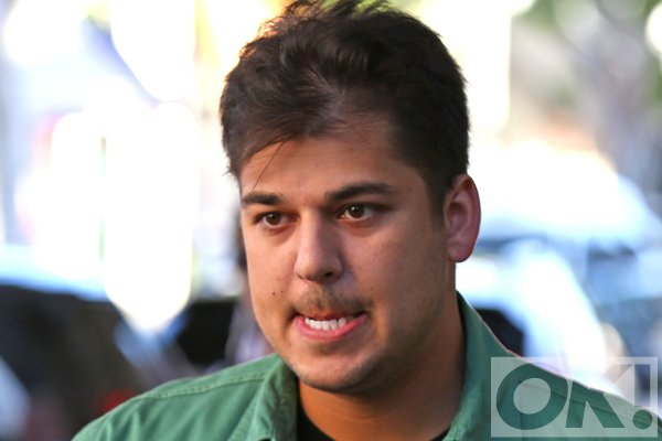 Fear grow for troubled Rob Kardashian as he misses family Thanksgiving - is THIS