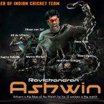 congratz @ashwinravi99 (12wkt)@imVkohli the captain.. @ChennaiIPL ..#INDvSA #whistlepodu....#Theri https://t.co/nIKPVP45so