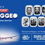 #Unplugged15 yall R E A D Y! @ELrepGH @shattawalegh @stonebwoyb @mzveegh @kwawkese disturbing ksi tomorrow https://t.co/hrk83EiiJa