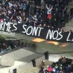 Les Ultras de Rosenborg ont déployé une banderole en hommage aux victimes des attentats https://t.co/3GC67wcx3k https://t.co/lLxcdBITdA