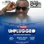 Onaapo @dkbghana the funniest man in our moment, bra sake u self ago cam Tigo #Unplugged15 https://t.co/dmPCsUWQBs
