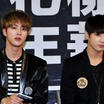 2015 BTS LIVE <화양연화 on stage> #방탄소년단 Press Conference @BTS_twt #JIN #JUNGKOOK https://t.co/HxfcVWFo9P