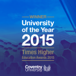 ICYMI: @CovCampus named University of the Year at #THEAwards: https://t.co/WIsZCtIRBb https://t.co/FR6hVB3DZi