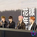 151127 BTS LIVE <화양연화 on Stage> Press conference - BTS (cr.tvreport) https://t.co/BVJyKWyH16