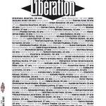 """Les noms des victimes des attentats à la une de """"Libé"""", du """"Parisien"""" et de """"LAlsace"""". https://t.co/MzM4h2oibN"""