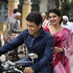 Here is the New Still of our Beautiful @Samanthaprabhu2 and @Suriya_offl from #24Movie https://t.co/zqVNqN8wvm