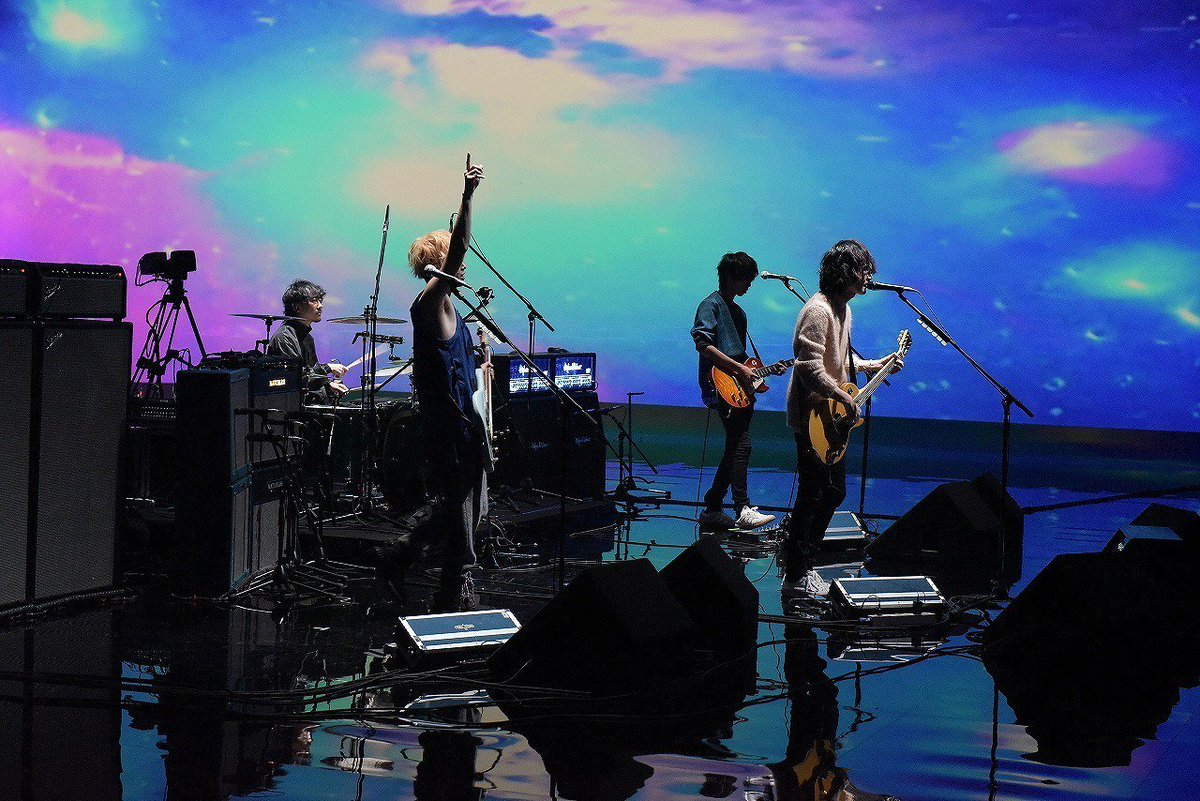 "BUMP OF CHICKEN、NHK『SONGS』出演! ""天体観測""など4曲を生演奏 - 邦楽ニュース https://t.co/qHQB8NmqEm https://t.co/vtKMLo4yje"