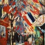 Le 14 Juillet, 1886, Vincent Van Gogh #hommagenational #HommageAuxVictimes #enmemoire https://t.co/w3N4XYWeJE