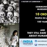 #communism #Humanrights To know more Listen Dr Shankar Sharan @ India Inspires Talks https://t.co/Y0jv78Ckh0 https://t.co/g5EBNvNq1M