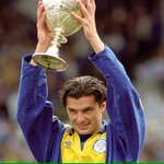 Four years on from his tragic passing, today we remember the great Gary Speed. Never forgotten. #lufc https://t.co/HoPyUyUC4e