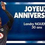 Landry #Nguemo, bordelais de 2011 à 2014, fête son 30ème printemps ! Joyeux anniversaire ! #AlwaysGirondins https://t.co/ocztNPltrg
