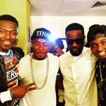 Lastnight was a blast at the O2 Arena with @FuseODG @sarkodie. #TINA https://t.co/CahAu4DCNZ