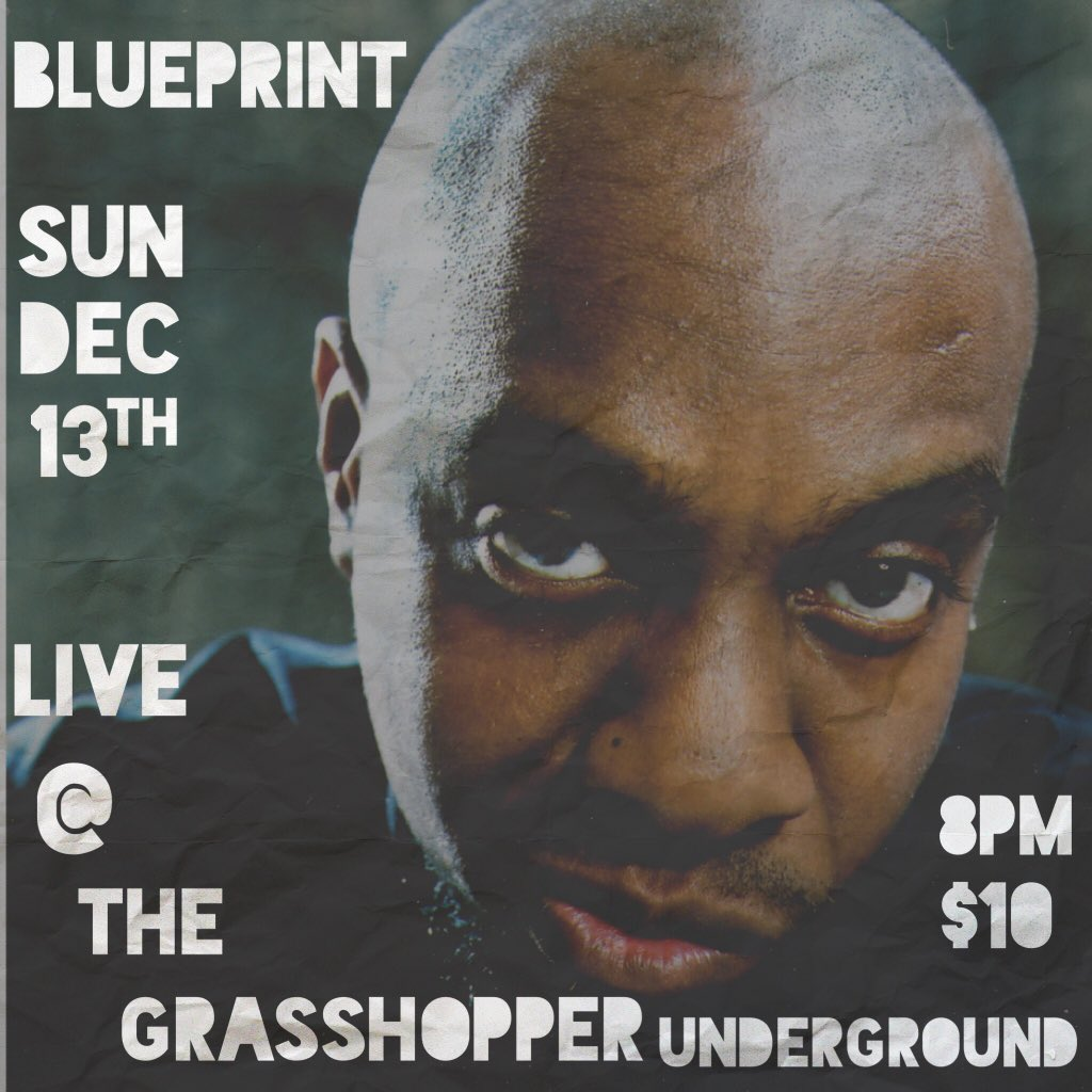 This Sunday my #detroit #hiphop people. We got @printmatic at the @GhopUnderground. Spread that good word. https://t.co/RPz95umLls