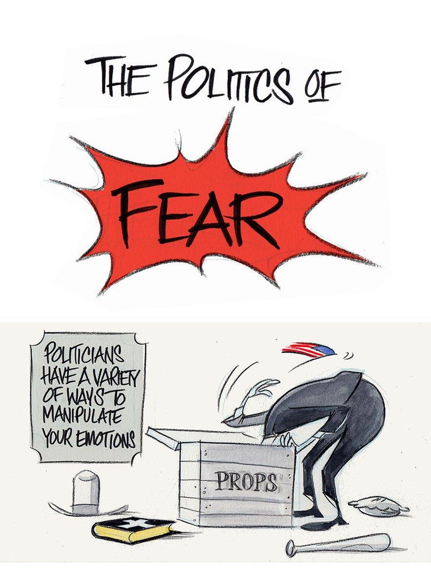 fear essays