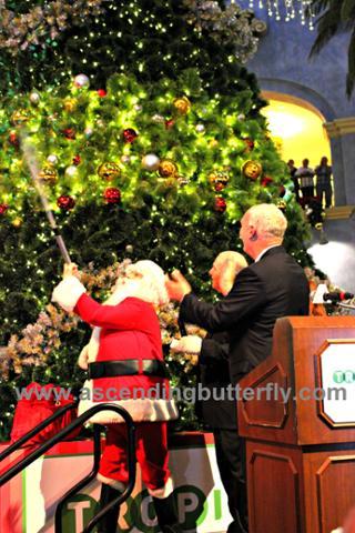 #Photo Highlights from @TropicanaAC Tropicana #AtlanticCity #Casino Holiday Tree Lighting - https://t.co/BsLSVQfa7z https://t.co/cSaV6AtDNP