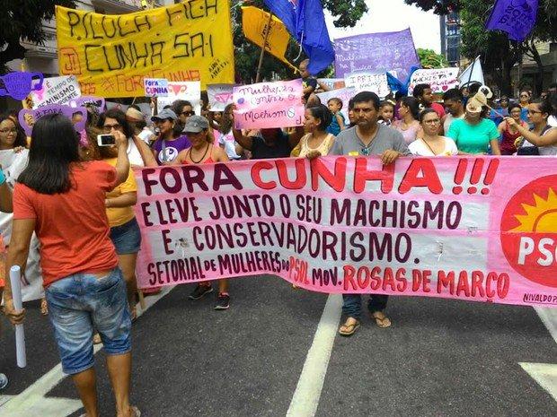 Cunha, o ladrão, quer se vingar de Dilma. O povo vai pras ruas impedi-lo!  https://t.co/XB5MFjBouV #OndeEstasJANOT ? https://t.co/nlsq6yfyaz