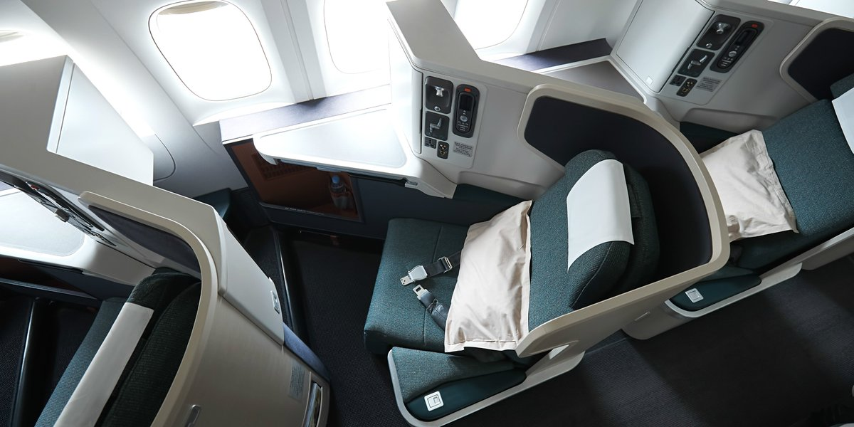 Discover how inflight design can enhance passengers' wellbeing -  https://t.co/w7B7TjmgiW https://t.co/sTN8KHyywz