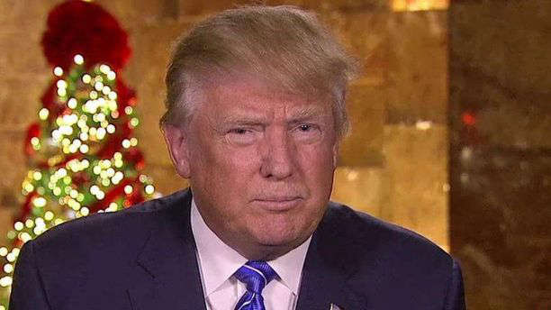 Trump says vow to bar Muslims 'is about security...not religion'