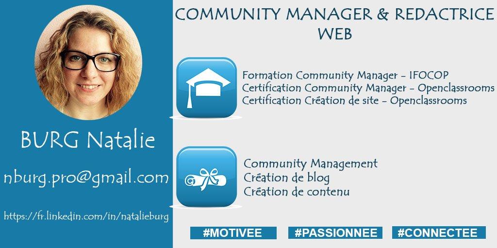 Job #Communitymanager #CM #digital #IDF #CDI #CDD Dispo  https://t.co/dIPU6StB0c #i4EmploiR #PleaseRT https://t.co/kwVzHMy3Bo
