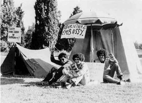 The 1972 Aboriginal Tent Embassy in Canberra was the most critical act of Aboriginal resistance in the 20th Century. https://t.co/i9y5QkHNHU