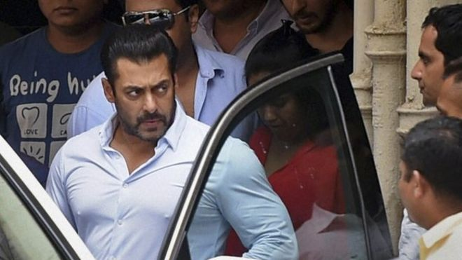 Mumbai high court overturns Bollywood star Salman Khan's 2002 culpable homicide conviction