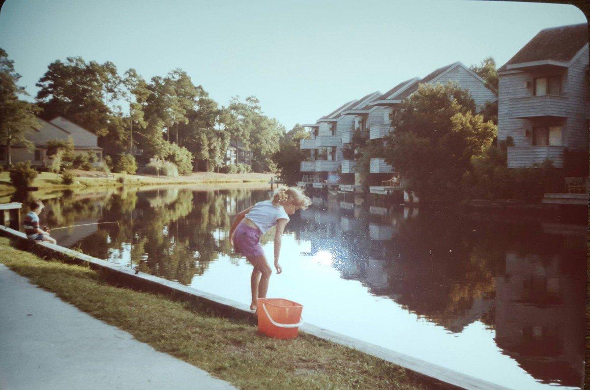 #ThrowBackThursday to 1983 at the #PalmettoDunes Lagoon! Ph: Summer M. #TBT #TNI https://t.co/PVBGgkZxsf
