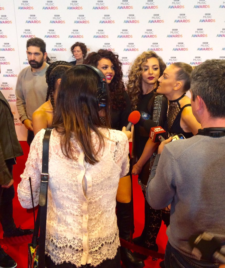 Those @LittleMix girls #BBCMusicAwards https://t.co/duR7FP5rRA