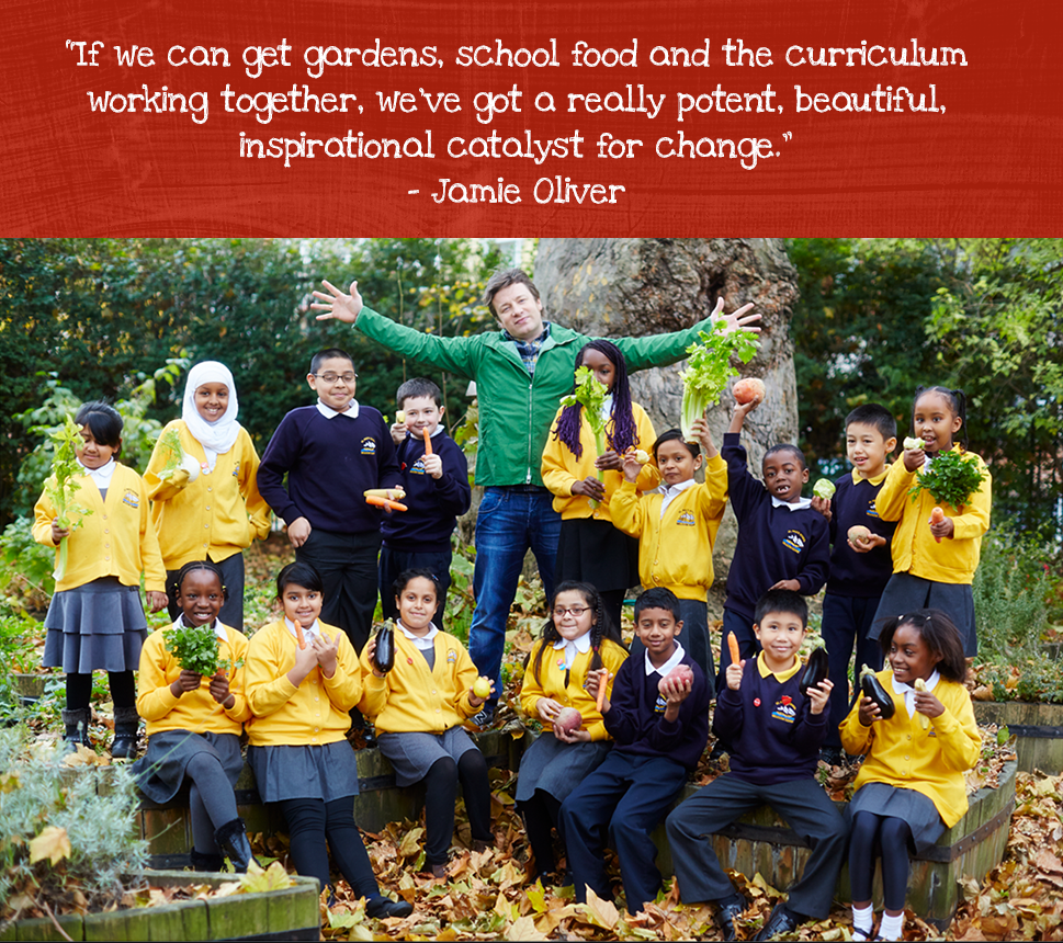 Brilliant! Today @JamiesKGP reached 500 schools, teaching kids about #realfood  https://t.co/JYtH1GL7fk #FoodEd https://t.co/vhZY3TLq2n
