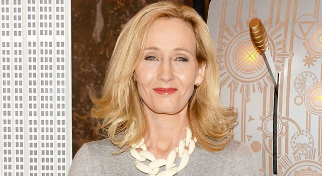 YES. J.K. Rowling just totally slayed DonaldTrump on Twitter...