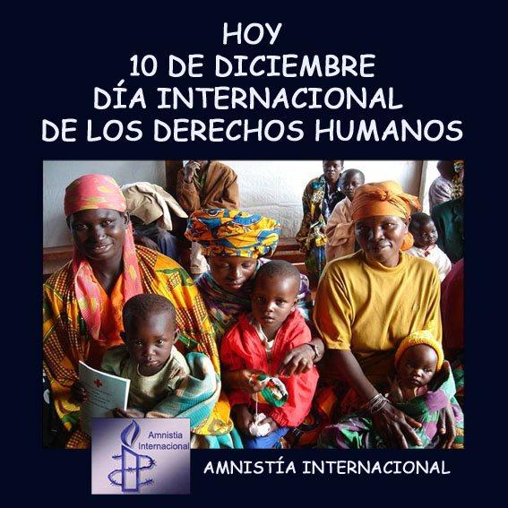 """""""Todos los seres humanos nacen libres e iguales en dignidad y derechos"""". #DiadelosDerechosHumanos https://t.co/gupltrpLHl"""
