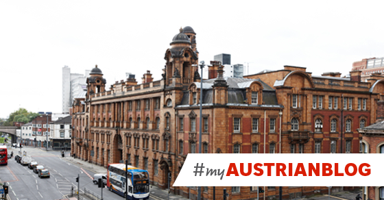 Travel inspiration for the NewYear: let us take you to Manchester in the myAustrianblog: