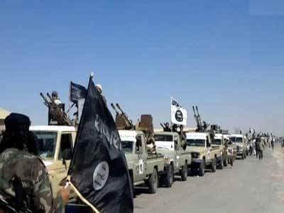 #ليبيا_الان  داعش يعلن أن صبراته إمارة، وأنباء عن حدوث اشتباكات بين الأهالي وعناصر التنظيم https://t.co/jYwlWVxE8o