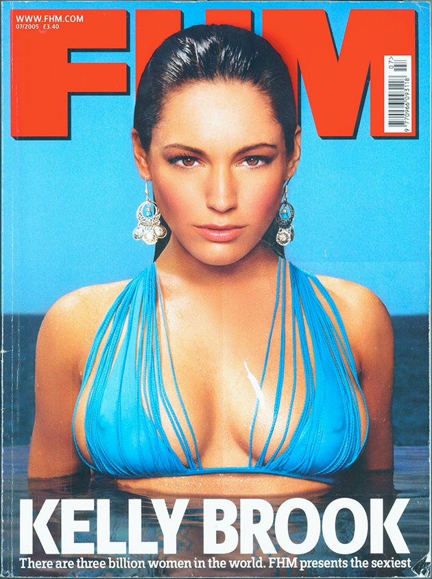 RT @FHM: A ridiculously sexy @IAMKELLYBROOK and FHM retrospective - https://t.co/xrE055AEsY https://t.co/KRPtWyoert