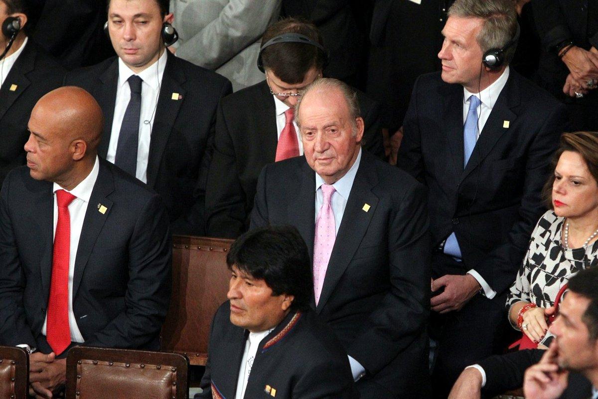 REY  JUAN CARLOS Y DOÑA SOFÍA - AGENDA Y ACTIVIDADES CV4KqW7WIAA7pjr