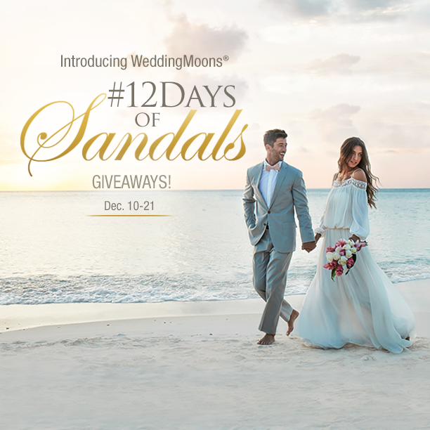 The #12DaysOfSandals  begins today. RT If you're ready to WIN! Here's how to enter daily: https://t.co/fpQev1mazt https://t.co/fDVFj9wTbD