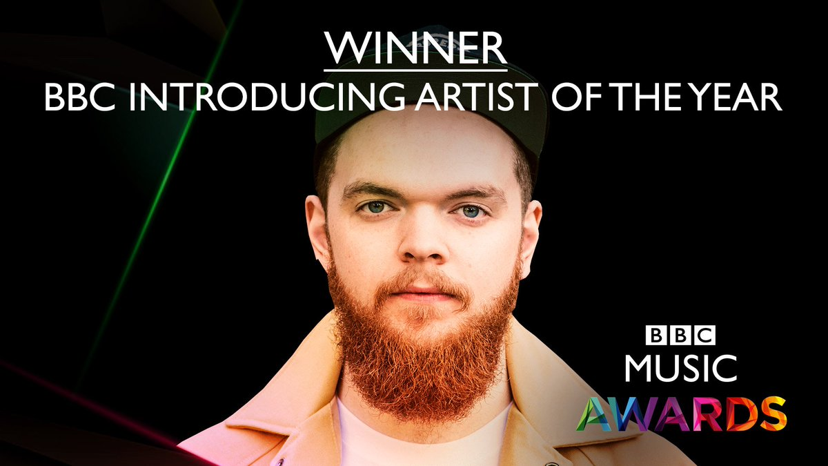 Congrats to our Artist of The Year @JackGarratt: a multi-talented musical genius! Watch #BBCMusicAwards @BBCOne 8pm https://t.co/NhsHGI197R