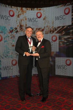 Honoured to win UK Spirits Producer of the Year @theIWSC awards. Fantastic team achievement! https://t.co/bEJ3PRmJQl