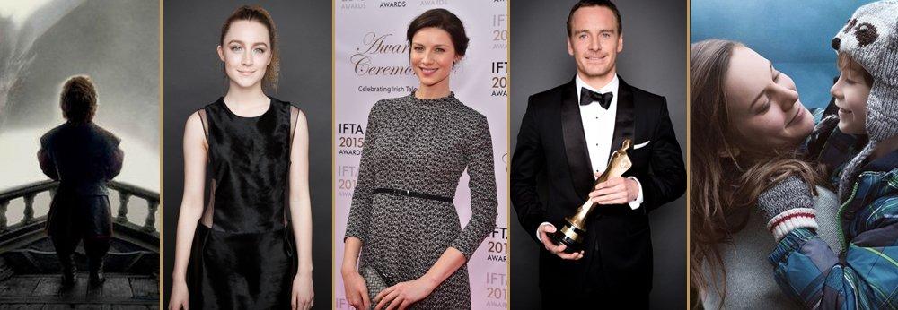 Congratulations to all the Irish talent nominated for #GoldenGlobes today #fassbender #SaoirseRonan #irishfilm https://t.co/VivJCFUUq9