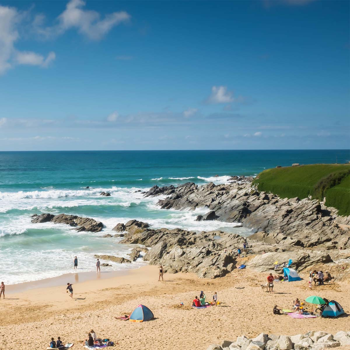 Featured destination: Newquay. A surfer's dream in South West England, read our guide: