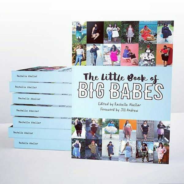 The Little Book of Big Babes is out with over 150 #plussizefashion photos & I'm one of them! https://t.co/qXwXWXMfmf https://t.co/GEA0o3vZsA