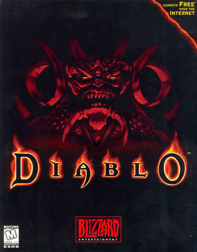 On this day in 1996, Diablo first took residence below the cathedral in Tristram. Happy 19th Anniversary, Diablo! https://t.co/Hlp1GzQSTU