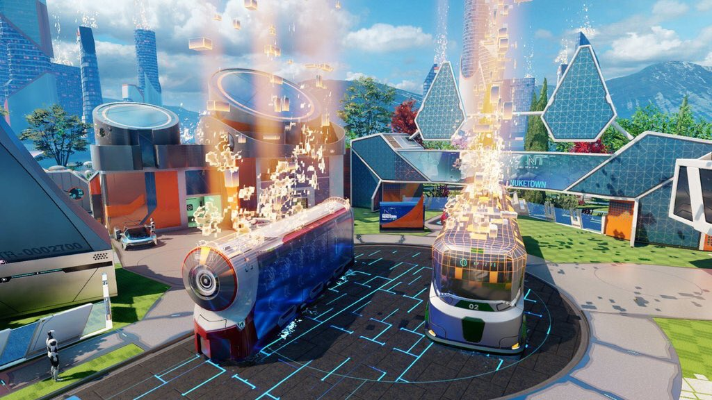 2XP + #Nuk3town 24/7 will be active starting tomorrow at 10am PST. #BlackOps3 https://t.co/IezgD2bFRH