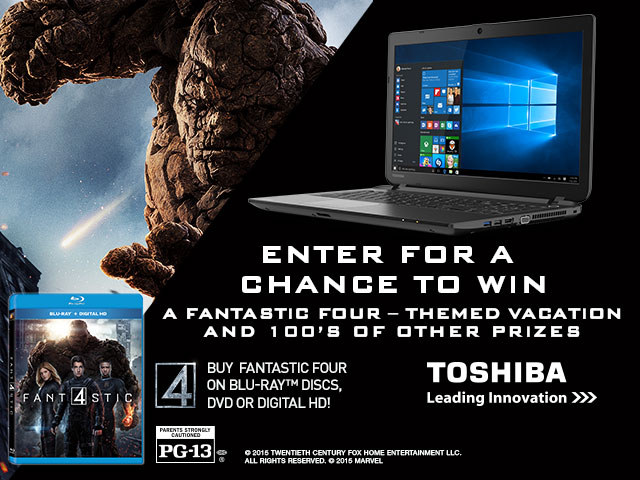 Need for speed? Use #ToshibaF4 + #HumanTorch to enter to win swag! https://t.co/NMrAgjRhi0 https://t.co/eFoYVG0uu1 https://t.co/NQpwRzYTGO
