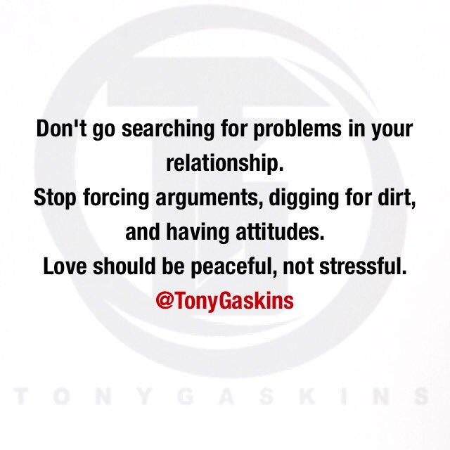 Love should be peaceful.. https://t.co/MkZE300M4I